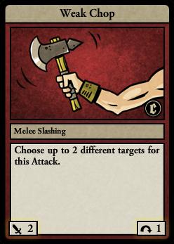 Weak Chop - Best Card in the Game | Card Hunter